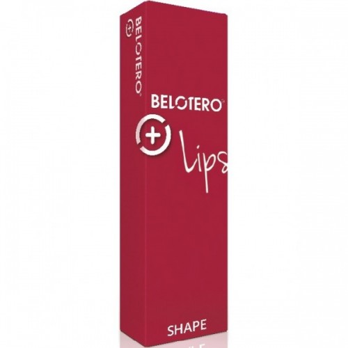 Belotero Lips Shape Lidocaine (Белотеро Липс Шейп Лидокаин) - шприц 0,6 мл